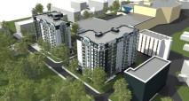 Перспектива строительства: Полтава, пл. Павленковская, 3а