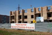 Строительство на ул. Старый Подол, 18 (Фото: август 2018)